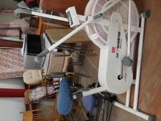 DP FIT FOR lIFE AIR GOMETER EXERCISE MACHINE