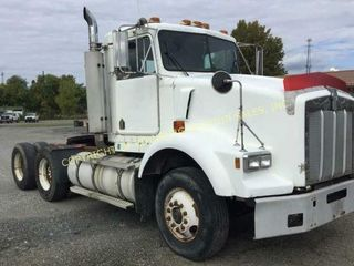 1992 KENWORTH T8000 TANDEM AXLE CONVENTIONAL ROAD