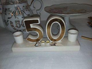 50th Anniversary Decor