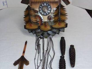 Gesetzlich Geschutzt Cuckoo Clock