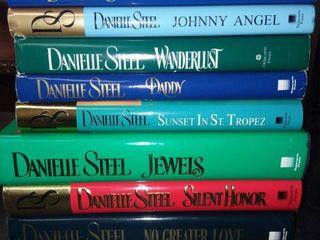 Danielle Steel Hardback Novels