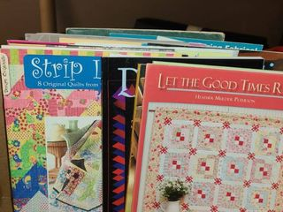 Quilting Books    How To Do   18 in Total