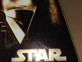 Star Wars Trilogy SPECIAl EDITION  VHS Tapes