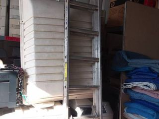 Werner 16 FT Aluminium Extension ladder