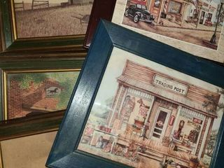 Small Wares  Pictures in Frames