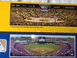 Puzzles  2 Boxes 1 000 pcs  each  WSU and KC ROYAlS
