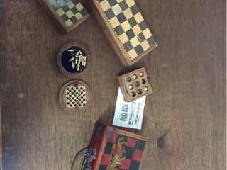 Vintage Chess Sets   Golf Puzzle