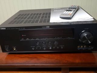 Yamaha Natural Sound AV receiver RX   V665