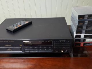 Pioneer PD M550 Multi Play Compact 6 Disc Player With Remote