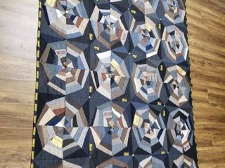 Quilt Spider Web Pattern  Sheplers  62 in  x 80 in
