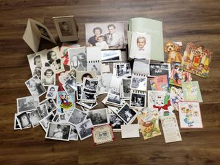 Vintage Photos and Cards