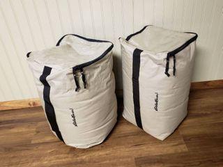 2  Eddie Baur Sleeping Bags