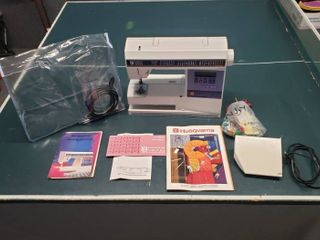 Husqvarna Viking 350 Computer Sew Easy Sewing Machine