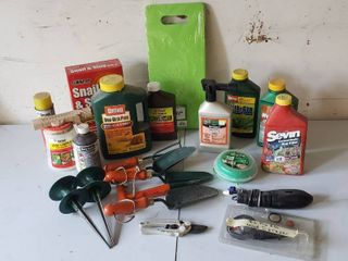Gardening Tools and Products