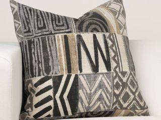 Ernest Hemingway Wakamba Designer Throw Pillow