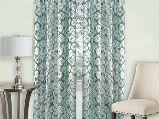 Achim Batik Window Curtain Panels