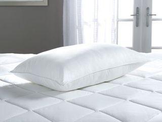 Primaloft luxury Down Alternative Silky Sateen 400 Thread Count Pillow