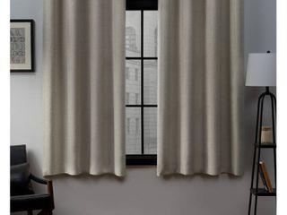 Window Curtain Panel Pair