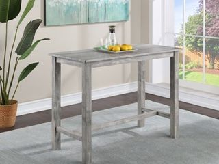 The Gray Barn Kaess Pub Height Dining Table  Retail 172 49