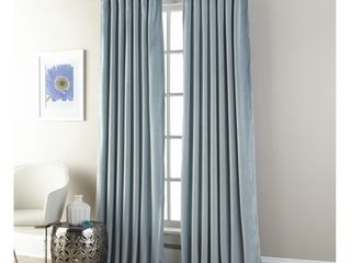 Grand Avenue Malia Curtain Panel 84 Inches Pair