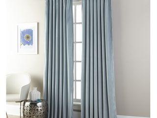 Grand Avenue Malia Single 84 Inch Curtain Panel