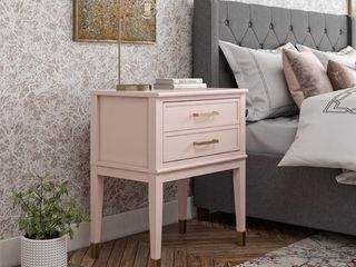 Cosmoliving by Cosmopolitan Westerleigh End Table   Retail 157 00