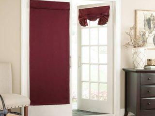 Room Darkening Door Panel