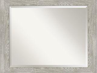 Dove Greywash Bathroom Vanity Wall Mirror  Retail 124 99
