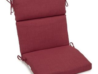 Blazing Needles 3 Section Indoor Outdoor Chair Cushion
