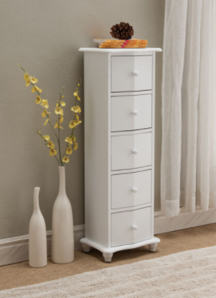 5 Drawer Accent Cabinet Chest