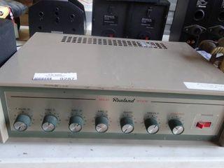 Rauland Amp