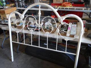 Metal Twin Bed Headboard