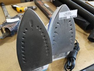 lot of 2 Clothing Irons