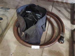 Handheld Vacuum in Bag with Hose
