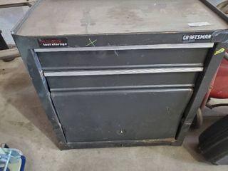 Grey Craftsman Home Tool Storage Toolbox