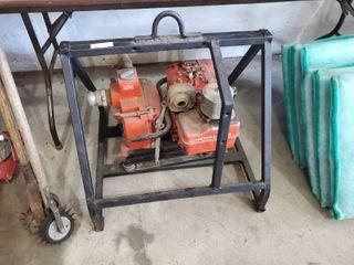 large Homelite Water Pump