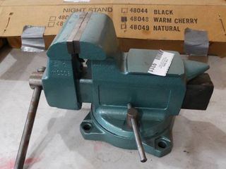 Small Bench Vise