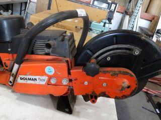 Dolmar 309 Cut Off Saw