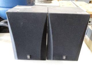 Set of 2 Yamaha Speakers