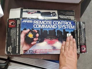 Anes Remote Control Command System
