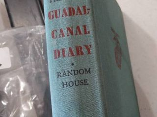 1st edition Guadal Canal Diary