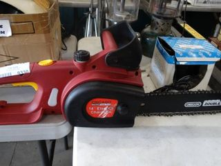 14  Electric Chainsaw