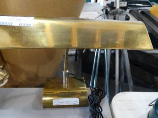 Small Brass Table lamp