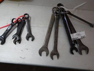 lot of 2 Sets of Wrenches