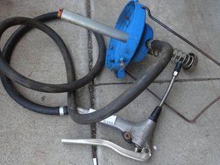 Grease Gun and Pump