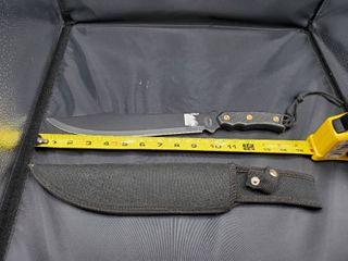 14 Inch Knife and Sheath