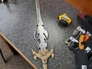 Chipaway Cutlery Sword