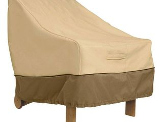 Classic Accessories Veranda Water Resistant 38 Inch Patio lounge Chair Cover