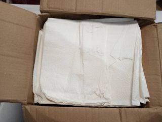 tidi exam capes 3 ply 30 x 21 white approximately 100