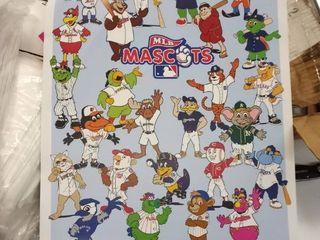 Trends Major league mascots